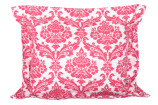 damask-red-flange