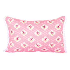 damask-pink-classic-cushion