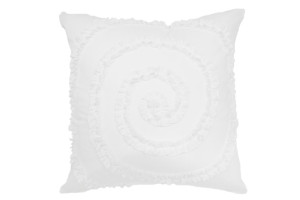 ice-princess-white-ruffle-cushion